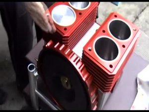 Двигатель без коленвала