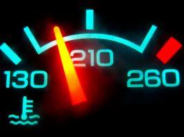 Перегрев двигателя признаки и симптомы