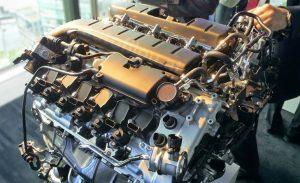 Двигатель W12 TSI