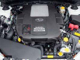 Subaru дизель оппозитный