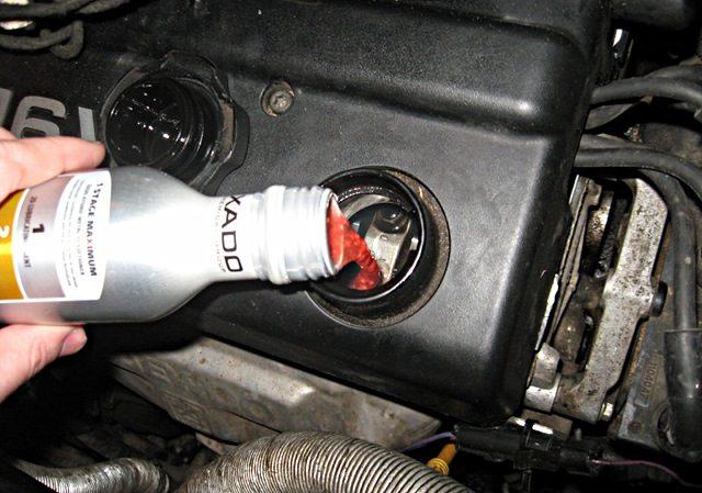 Кондиционер металла для двигателя тест