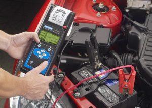Диагностика автомобильного аккумулятора напряжение