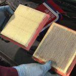 Когда менять воздушный фильтр двигателя