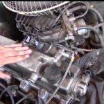 Двигатель глохнет на горячую причины