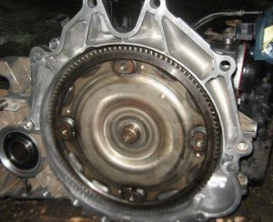 Соединение АКПП и двигателя