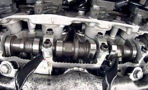 Двигатель после использования присадок результаты