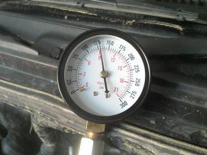 Низкая компрессия в цилиндрах причины