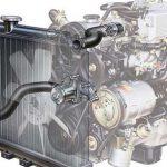 Система охлаждения двигателя частые неисправности