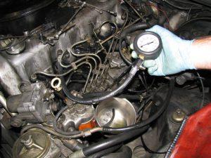 Компрессия в двигателе после присадки