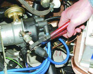 Двигатель не заводится зажигание