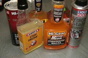 Присадки -стабилизаторы вязкости моторного масла