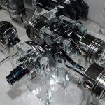 Дизельный оппозитный двигатель