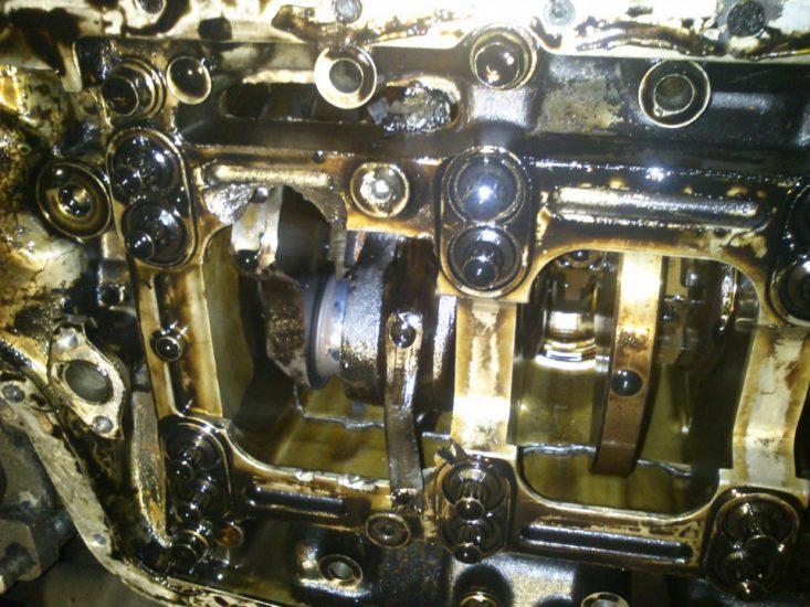 Заклинил двигатель признаки и причины