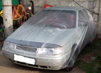 Консервация двигателя и кузова автомобиля на зиму