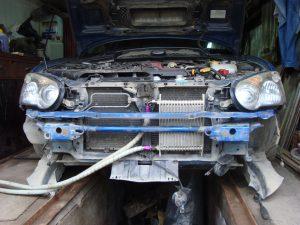 Охладитель масла двигателя