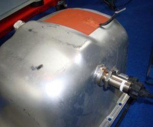 Подогреватель масла в поддоне двигателя с термостатом