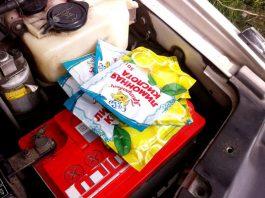 Промывка радиатора и системы охлаждения лимонной кислотой