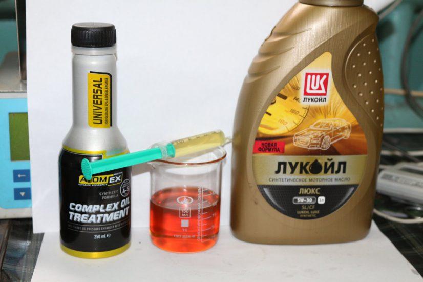 Присадки-загустители и стабилизаторы моторного масла