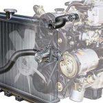Основные неисправности системы охлаждения двигателя автомобиля