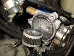 Двигатель троит на газе причины