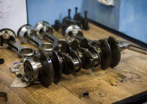 Дефектовка мотора
