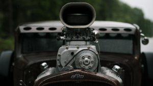 Своп двигателя на более мощный