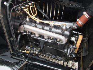 Двигатель Ford Model T