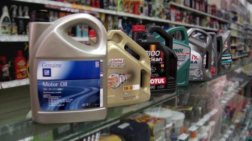 Какую марку и бренд моторного масла лучше выбрать
