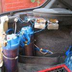 Впрыск воды в двигатель система своими руками