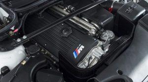 Продольное расположение двигателя