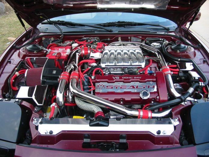 Расположение двигателя автомобиля продольно или поперечно