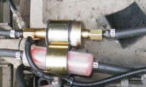 Топливподкачивающий насос дизель