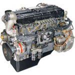 Дизельный двигатель КПД