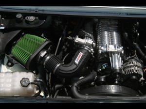 Механический компрессор на двигатель