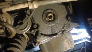 Коренной сальник двигателя что это такое