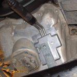 Подшгреватель поддона двигателя