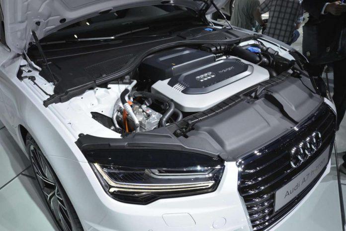 Audi с водородным двигателем Hydrogen устройство двигателя на водороде