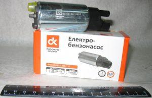 электрический бензонасос на карбюратор установка