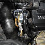 Воздух в топливной системе дизельного двигателя причины ремонт
