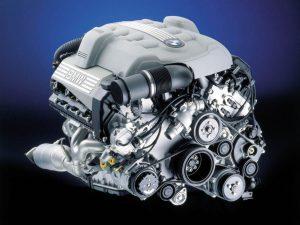 Бензиновый двигатель автомобиля