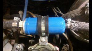 Электрический бензонасос на карбюраторном двигателе