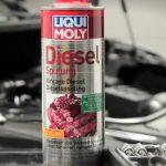 Промывка системы питания дизельного двигателя