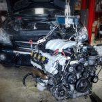 Замена двигателя на более мощный нюансы