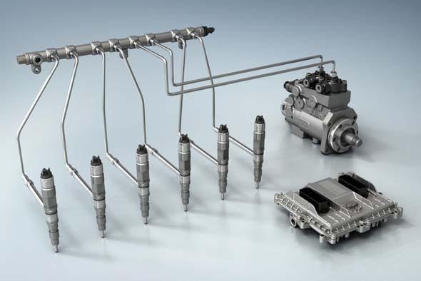 Система непосредственного впрыска топлива бензинового двигателя устройство
