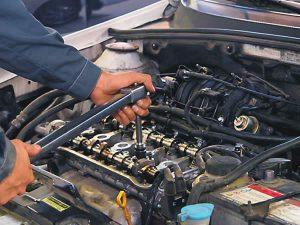 Как разобрать двигатель автомобиля