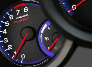 Обороты скорость расход бензина