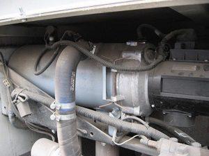 Автономный отопитель двигателя
