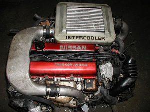 Продажа старого двигателя