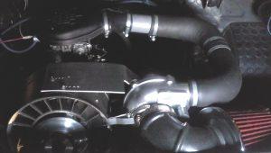 Компрессор на атмосферный двигатель
