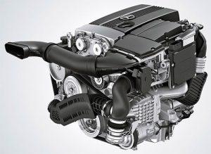 Двигатель Mercedes Kompressor